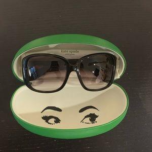 Kate Spade Pricilla tortoise frame sunglasses
